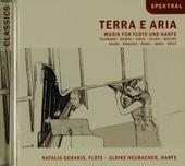 Terra e aria : Musik für Flöte und Harfe