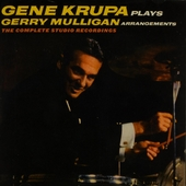Gene Krup plays Gerry Mulligan arrangements