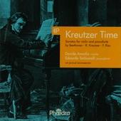 Kreutzer time : Sonatas for violin and pianoforte