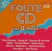 Foute cd van Q-music. Vol. 6