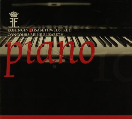 Koningin Elisabethwedstrijd : piano 2010
