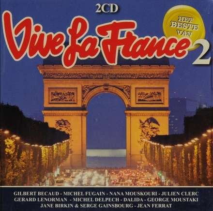 Het beste van Vive la France