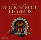 Rock 'n' roll legends : The definitive collection. vol.2