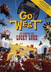 Go West : een avontuur met Lucky Luke