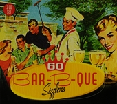 60 bar-b-que sizzlers