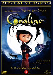 Coraline / written for the screen and dir. by Henry Selick