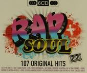 107 original hits rap & soul