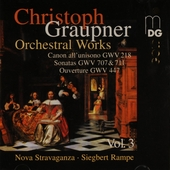 Orchestral works. Vol. 3