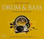 Greatest ever drum & bass : the definitive collection