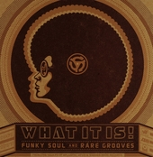 What it is! : Funky soul and rare grooves