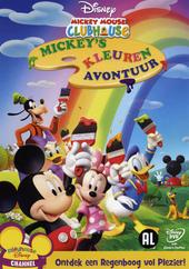 Mickey's kleuren avontuur