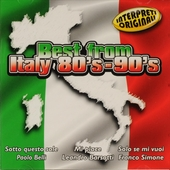 Best from Italy 80's-90's