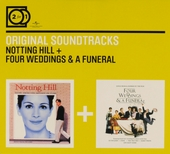 Notting Hill ; Four weddings and a funeral : original soundtracks