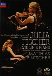 Violin concerto no.3 in b minor