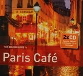 The Rough Guide to Paris café