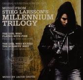 Music from Stieg Larsson's Millennium trilogy : original soundtrack recording