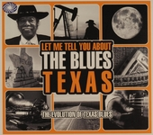Texas : the evolution of Texas blues