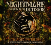 Nightmare outdoor : Lost in the forest - the live sets