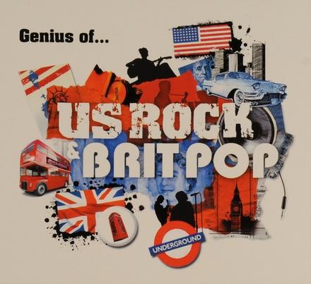 Genius of... US rock & Brit pop