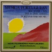 Música portuguesa (séc. XVIII-XX)
