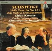 Violin concertos nos. 2 & 3