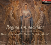 Regina immaculata : Music in honor of the immaculate conception