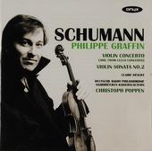 Violin concerto : arr. from cello concerto