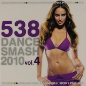 538 Dance smash 2010. vol.4