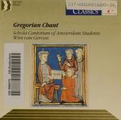 Gregorian chant : The ecclesiastical year in gregorian chant