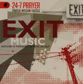 Exit music : Worship & prayers to move us out