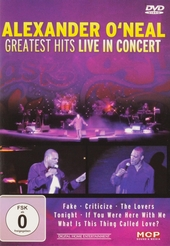 Greatest hits : Live in in concert