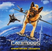 Cats & dogs : The revenge of Kitty Galore : original motion picture score