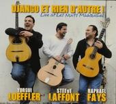 Django et rien d'autre ! : live at Les Nuits Manouches