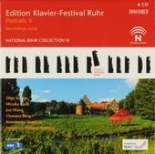 Edition Klavier-Festival Ruhr : Portraits V. vol.25