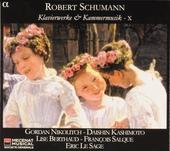 Klavierwerke & Kammermusik - X