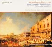 Venezianische Abendmusik : Lateinische Psalmkonzerte