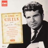 Emil Gilels : The complete EMI recordings
