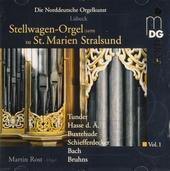 Stellwagen-Orgel zu St. Marien Stralsund. vol.1