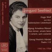 Legenden des Gesanges ; Irmgard Seefried. vol.12