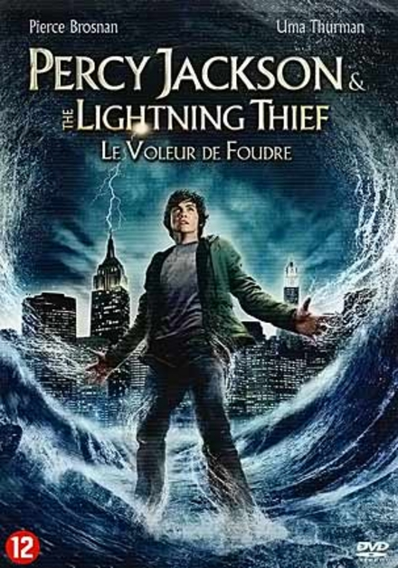 Percy Jackson. [1], The lightning thief