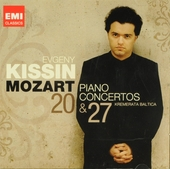 Piano concertos 20 & 27