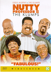 The nutty professor II : the klumps
