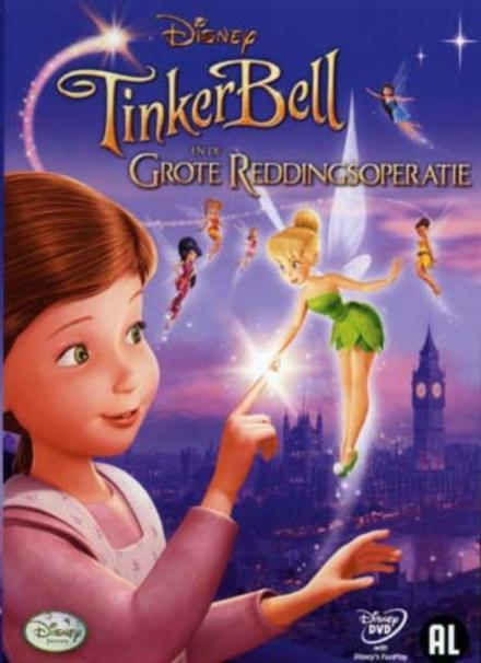 TinkerBell en de grote reddingsoperatie