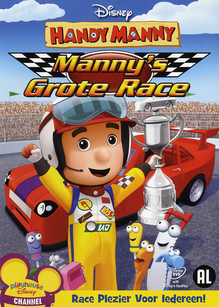 Manny's grote race