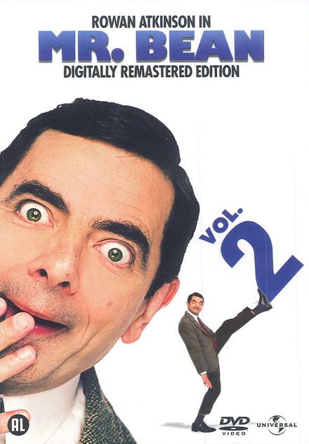Rowan Atkinson in Mr. Bean. 2