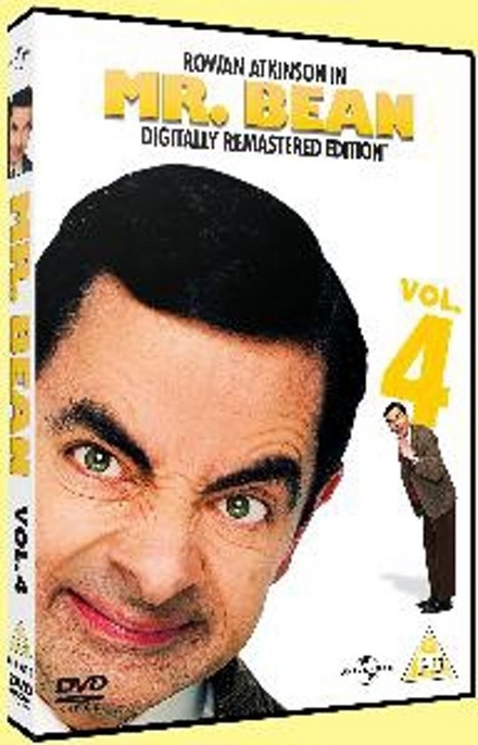 Rowan Atkinson in Mr. Bean. 4