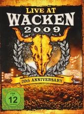 Live at Wacken 2009 : 20th anniversay