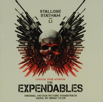 The expendables : original motion picture soundtrack