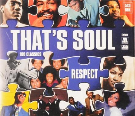 That's soul : Respect