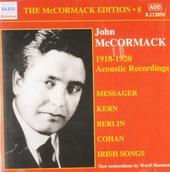 1918-1920 acoustic recordings. vol.8